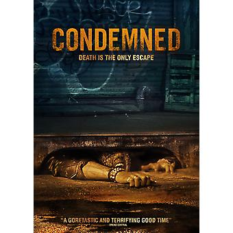Condemned [DVD] USA import