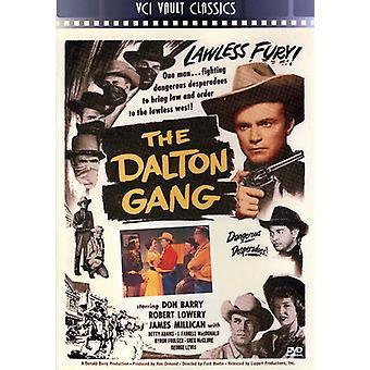 Dalton banden (1949) [DVD] USA importerer