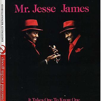Jesse James - het duurt een te weten een [CD] USA import