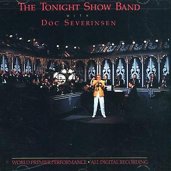 Tonight Show Band - Tonight Show Band: Vol. 1-with Doc Severinsen [CD] USA import