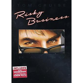 Risky Business [DVD] USA importeren