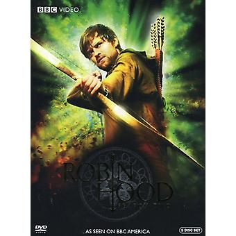 Robin Hood - Robin Hood: Import USA sezon 2 [Płyta DVD]