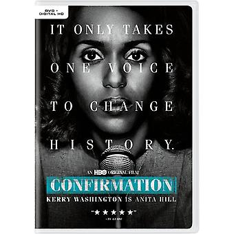 Confirmation [DVD] USA import