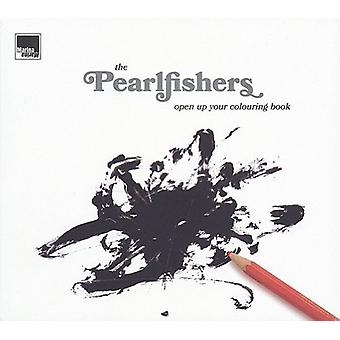 Pearlfishers - Open Up Your Colouring Book [CD] USA import