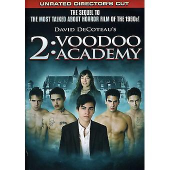 2: voodoo Academy [DVD] USA import