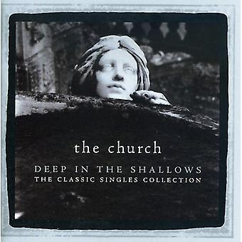 Church - Deep in the Shallows: Classic Singles Collection [CD] USA import