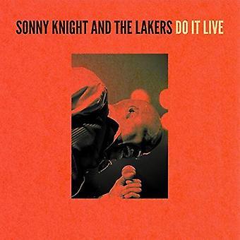 Sonny Knight & Lakers - bor det [CD] USA import
