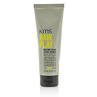 KMS California hår spille rode Creme (giver 2.-dag tekstur og greb) - 125ml/4.2 oz