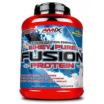Amix Pure Whey Fusion Platano (Sport , Proteins and carbohydrates)