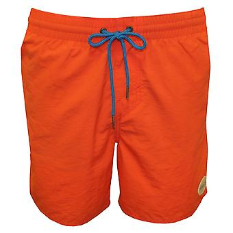 O'Neill Vert Solid Colour Swim Shorts, Deep Sea Coral