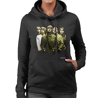 Oasis Band Liam Noel Gallagher Women's Hooded Sweatshirt