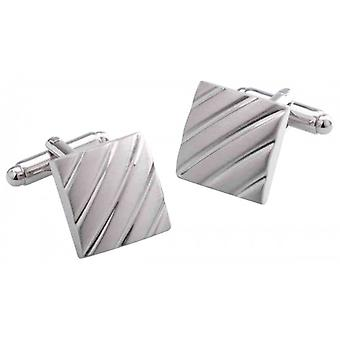 Duncan Walton Clough Cufflinks - Silver