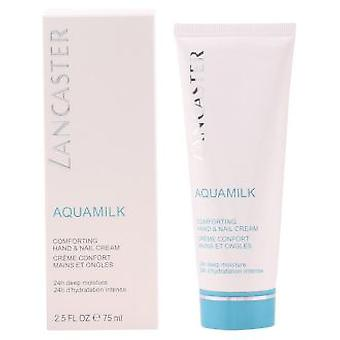 Lancaster Hand & Nail Cream Aquamilk Tube 75 Ml
