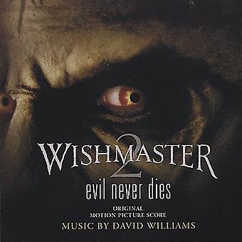 Wishmaster 2 - Wishmaster 2 [oryginalny kinowe wynik] [CD] USA import