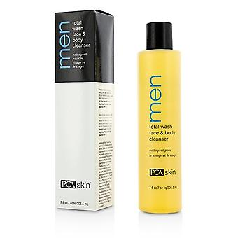 PCA Skin Total Wash Face & Body Cleanser 206.5ml/7oz