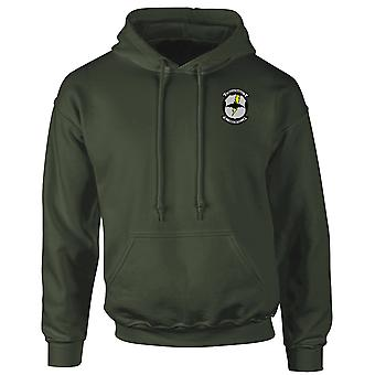 USMC Marines VMFA-AW242 Bats All Weather Embroidered Logo - Hoodie