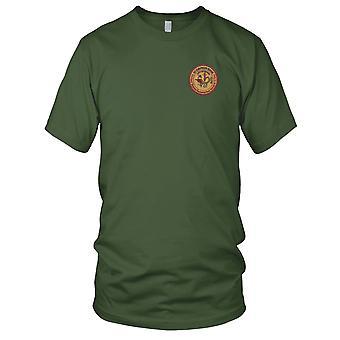 La Base américaine de SS-278 Scorpion sous-marin marine brodé Patch - dames T Shirt