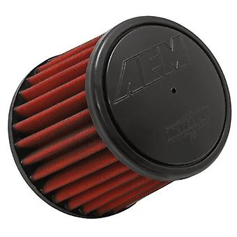 AEM 21-2031D-HK Universal DryFlow Clamp-On Air Filter: Round Tapered; 3 in (76 mm) Flange ID; 5 in (127 mm) Height; 6 in