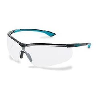 Uvex 9193-376 Sportstyle Clear Supravision Extreme Safety Spectacles