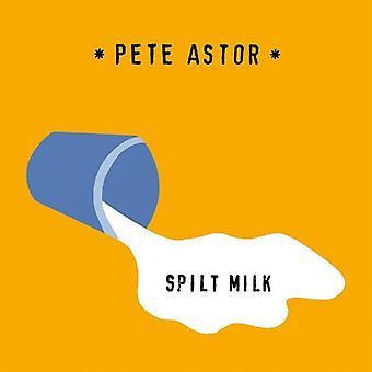 Pete Astor - spildt mælk [Vinyl] USA import