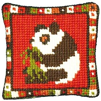 Little Panda Needlepoint Kit