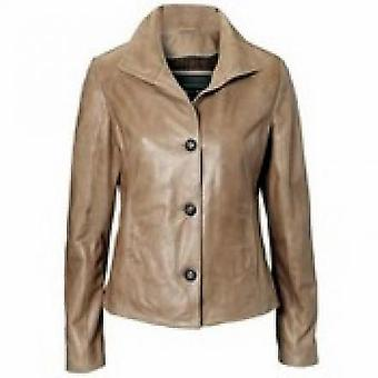 Nubia Womens Leather Jacket