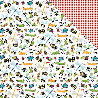 Bug Explorer Double-Sided Cardstock 12