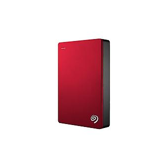 Seagate BUP Portable 5 TB Red