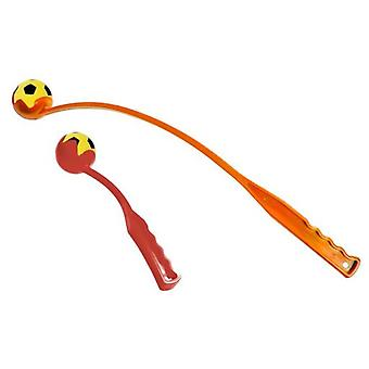 Karlie Flamingo 32 Cm Ball Launcher With Soft Red, Orange (Dogs , Toys & Sport , Balls)