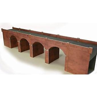 Metcalfe Po240 Oo calibre tarjeta Kit doble pista ladrillo viaducto