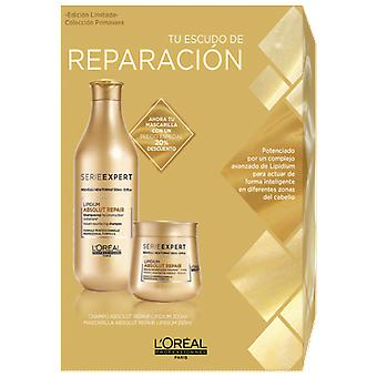 L'Oreal Professionnel Absolut Repair Pack 2 Pieces (Hair care , Packs , Shampoos)