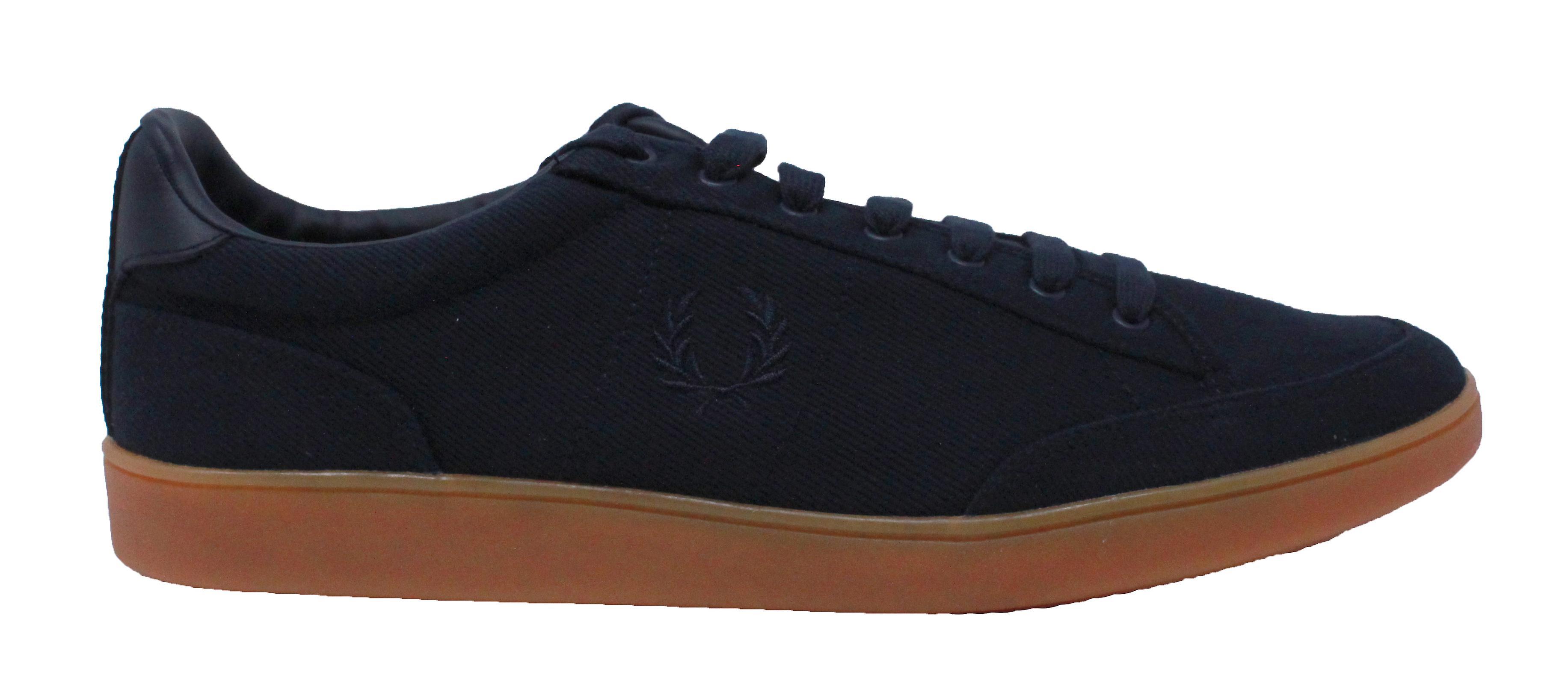 Sneaker in pelle Fred Perry B8248 608 Hopman Twill