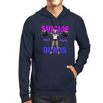 Suicide Quads Harley Quinn Men's Hooded Sweatshirt
