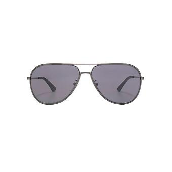 Police Highway Two 1 Sunglasses In Matte Gunmetal
