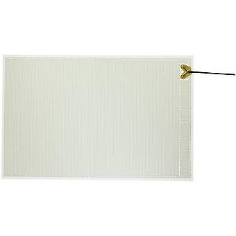 Thermo Polyester Heating foil self-adhesive 230 V AC 100 W IP rating IPX4 (L x W) 580 mm x 380 mm