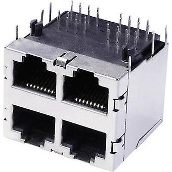 N/A Socket, horizontal mount 3022S2 Metal econ