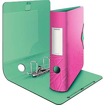 Leitz Folder Urban Chic A4 Spine width: 82 mm Pink
