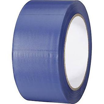 TOOLCRAFT 832450G-C PVC tape Yellow (L x W) 33 m x 50 mm 1 Rolls