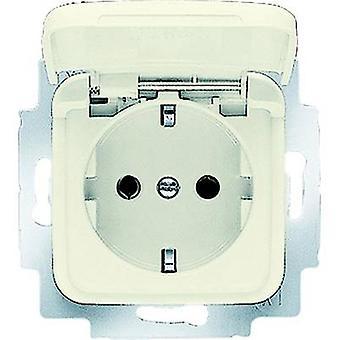 Busch-Jaeger Insert PG socket (+ lid) Duro 2000 SI, Duro 2000 SI Linear Cream-white 20 EUK-212