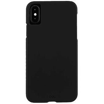 Case-Mate Barely There iPhone X Case - Black