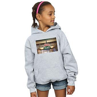Freunde Mädchen Central Perk Foto Hoodie
