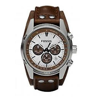 Fossil Coachman Herrenchronograph (CH2565)