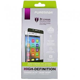 APPLE IPHONE X PUREGEAR SCREEN PROTECTOR WITH INSTALLTRAY - HD CLARITY TEMPERED