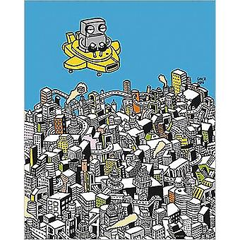 Robots 1 Kunstdruck Ghica Popa  Kleinformat