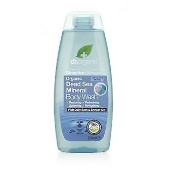Dr. Organic Minerals of the Dead Sea Bath Gel 250 ml