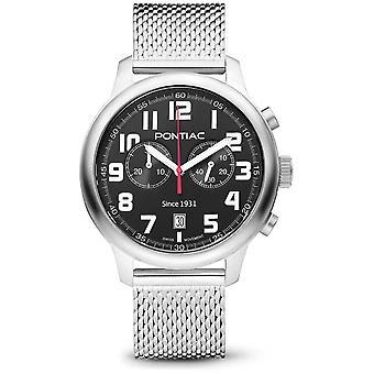 Pontiac Herrenuhr Liverpool chronograph P40011M