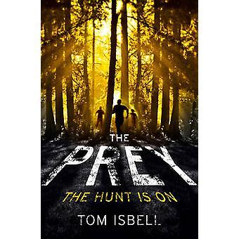 Przez Tom lotniska Isbell - 9780007528189 książki drapieżne