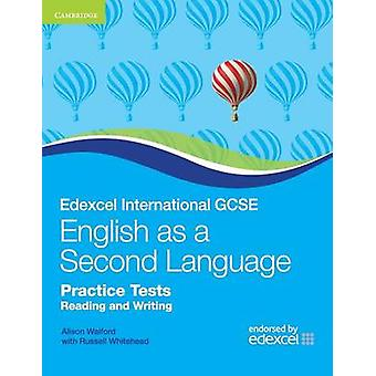 Edexcel IGCSE English as a Second Language Practice Tests Reading and