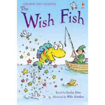 Wish Fish by Lesley Sims - Mike Gordon - 9780746085141 Book