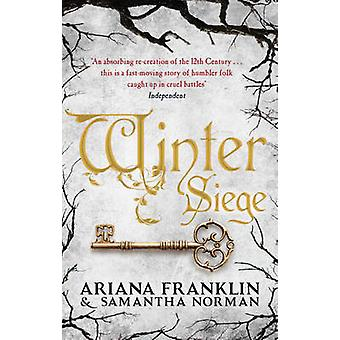 Winter Siege by Ariana Franklin - 9780857501479 Book